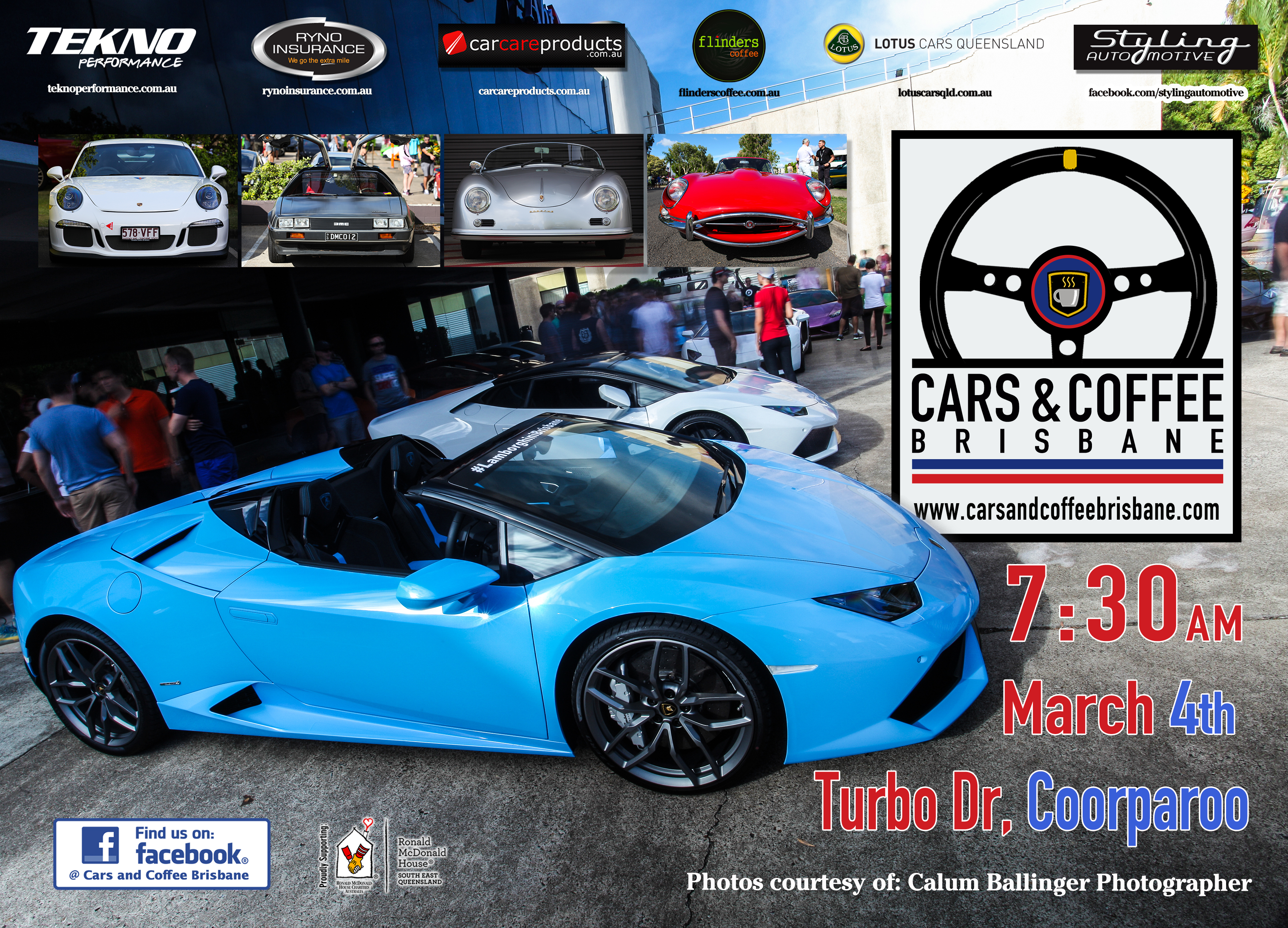 Coffee And Cars >> Next Event Saturday 4th Of March Cars Coffee Brisbane